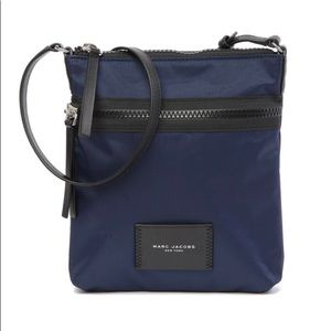 Marc Jacobs NS Nylon Crossbody Bag (Indigo)